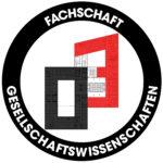 Das Fachschaftslogo der Fachschaftgesellschaftswissenschaften besteht aus dem Bauplan des PEGs auf dem eine 03 in den antifaschistischen Farben rot und schwarz für unseren Fachbereich verzeichnet ist